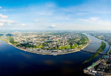 Рейтинг Топ-20 самых красивых русских городов