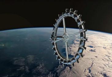 Первый в истории космический отель откроется в 2027 году