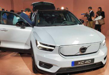 Volvo к 2030 полностью перейдёт на электрокары