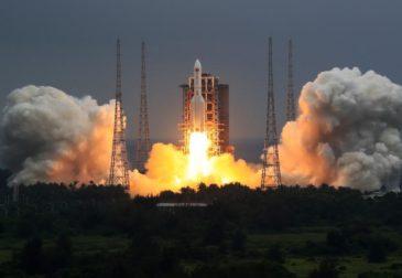 Космическая станция Китая станет единственной на орбите Земли