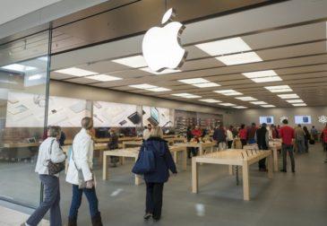 Apple под угрозой дефицита продукции