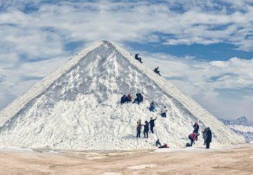 """""""Снежные"""" горы Египта, о которых мы не знали"""