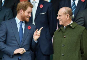 Принц Гарри прибыл в Великобританию перед похоронами герцога Филиппа
