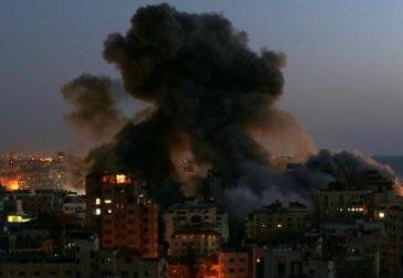 «Только террористы»: ракетная перестрелка в Израиле