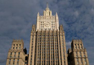 Замглавы МИД РФ заявил, что Россию ожидают вечные санкции