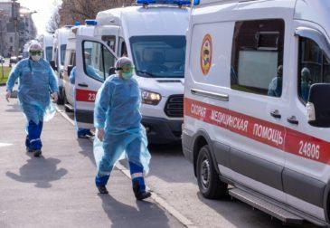 Денис Проценко сообщил о мутации коронавируса в России