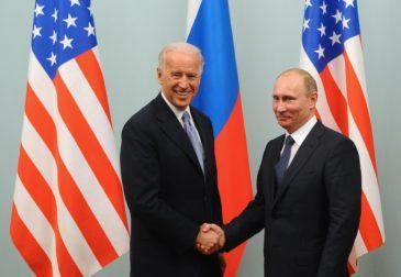 Владимир Путин и Джо Байден встретятся для обсуждения актуальных вопросов