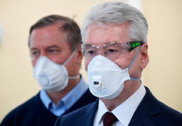 Власти Москвы ввели новые ограничения из-за роста заболеваемости коронавирусом в городе