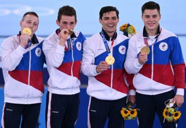 Россия завоевала еще три золота на Олимпийских играх в Токио