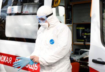 В России выявили максимум зараженных коронавирусом с января 2021 года