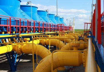 Цена на газ в Европе впервые в истории приблизилась к $2000 за тысячу кубометров